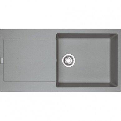 Akmens masės plautuvė Franke Maris MRG 611-100 XL, eks. v. 5