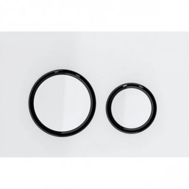 Vandens nuleidimo mygtukas Geberit Sigma 21 9