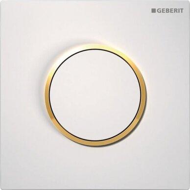 Pisuaro valdymo mygtukas Geberit Type 10 5