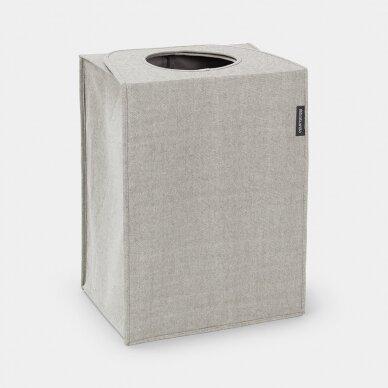 Skalbinių dėžė- maišas stačiakampio formos Brabantia 55L 5