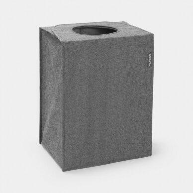 Skalbinių dėžė- maišas stačiakampio formos Brabantia 55L 6