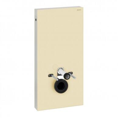 Pakabinamo WC modulis Geberit Monolith, 101 cm (įv. spalvų) 9