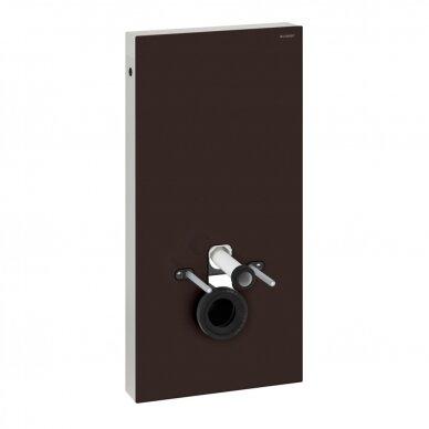 Pakabinamo WC modulis Geberit Monolith, 101 cm (įv. spalvų) 10