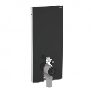 Pastatomo WC modulis Geberit Monolith, 114 cm 7