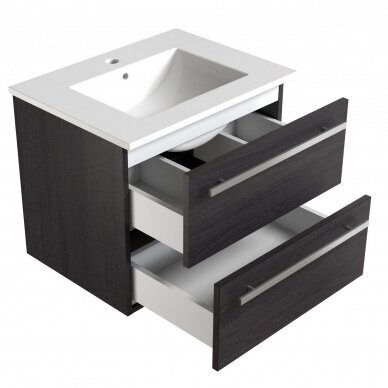 Vonios baldų komplektas Serena 60 3 dalių 11