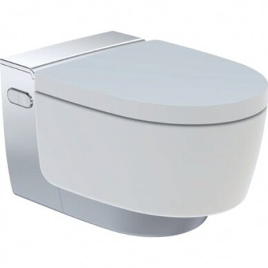 Išmanusis pakabinamas WC puodas Geberit AquaClean Mera Classic 8
