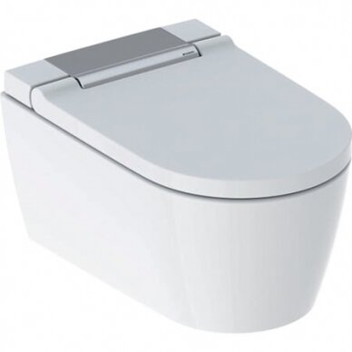 Išmanusis pakabinamas WC Geberit AquaClean Sela 8
