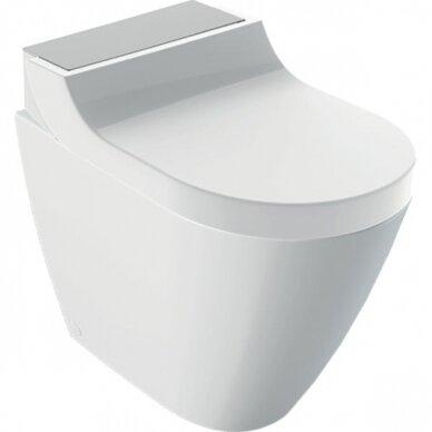 Pastatomas WC puodas ir išmanusis dangtis Geberit AquaClean Tuma Comfort 9
