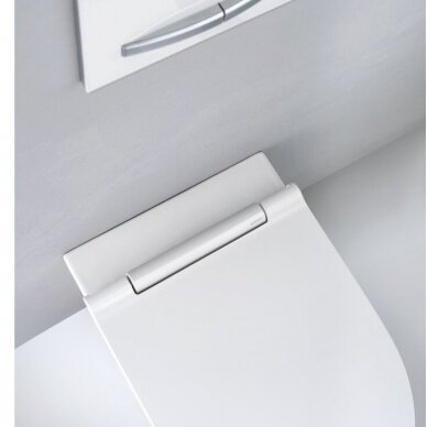 Pakabinamas wc puodas Geberit One 9
