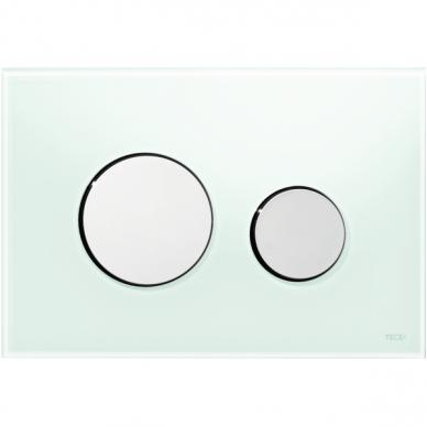 WC nuleidimo klavišas TECEloop, įvairių spalvų 8