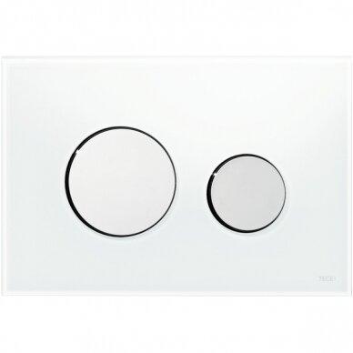 WC nuleidimo klavišas TECEloop, įvairių spalvų 4