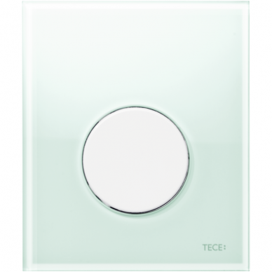 TECEloop vandens nuleidimo plokštelė stikliniu paviršiumi įvairių spalvų 13
