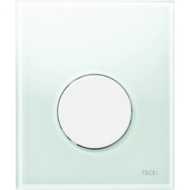 TECEloop vandens nuleidimo plokštelė stikliniu paviršiumi įvairių spalvų 7