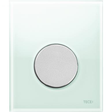 TECEloop vandens nuleidimo plokštelė stikliniu paviršiumi įvairių spalvų 15