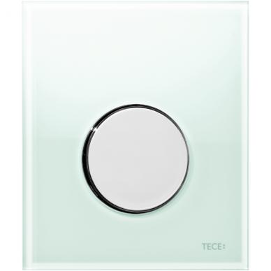 TECEloop vandens nuleidimo plokštelė stikliniu paviršiumi įvairių spalvų 9