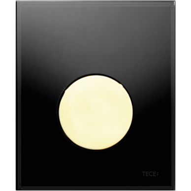 TECEloop vandens nuleidimo plokštelė stikliniu paviršiumi įvairių spalvų 12