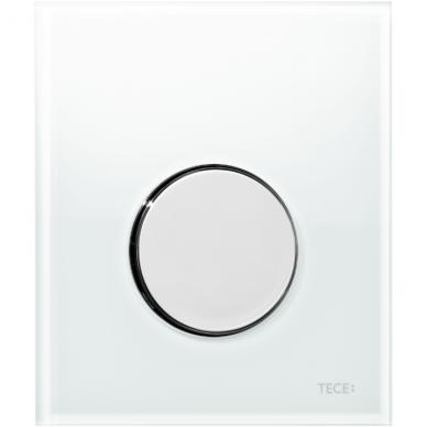 TECEloop vandens nuleidimo plokštelė stikliniu paviršiumi įvairių spalvų 4