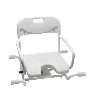 Pasukama vonios kėdė