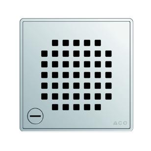 Kvadratinės grotelės Aco Quadrato, rakinamos