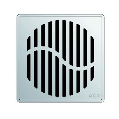 Kvadratinės grotelės Aco Wave