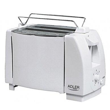 Duonos skrudintuvė Adler AD 33 2