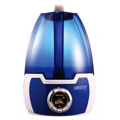 Air Humidifier Camry CR 7956 Blue, Type Air Humidifier, 30 W 7