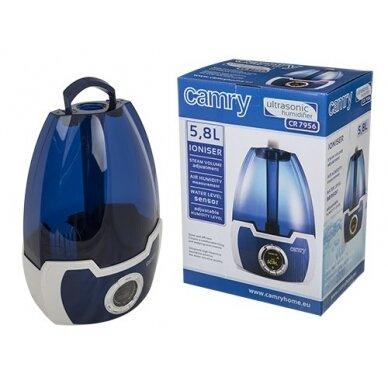 Air Humidifier Camry CR 7956 Blue, Type Air Humidifier, 30 W 10