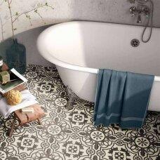 Akmens masės plytelės Elios Ceramica Design Evo Palazzo Ducale Black & White