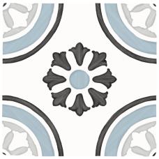 Akmens masės plytelės TANGER BLUE DHALIA 12x12