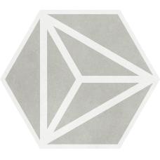 Akmens masės plytelės VARADERO GREY 20x23