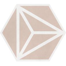 Akmens masės plytelės VARADERO ROSE 20x23