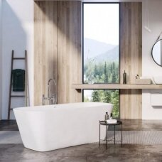 Akmens masės vonia Balteco Como 169 x 75 cm