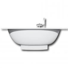 Akmens masės vonia PAA Verso 170x75 cm