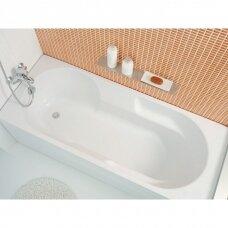 Akrilinė vonia Jika Lyra 150, 160, 170 cm