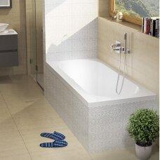 Akrilinė vonia Riho Carolina 170, 180, 190