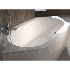 Akrilinė vonia Riho Kansas 190 cm
