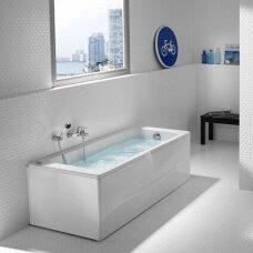 Akrilinė vonia Roca Easy su atrama 150, 160, 170 cm