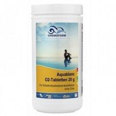 Aktyvaus deguonies tabletės Chemoform AG po 20 g, 1 kg