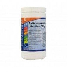 Aktyvaus deguonies tabletės Chemoform AG po 200 g, 1 kg