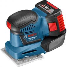 Akumuliatorinis vibracinis šlifuoklis Bosch GSS 18V-10  Professional