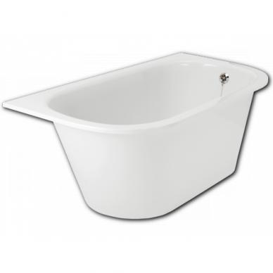 Akmens masė vonia PAA Vario M 150-160x75 cm 3