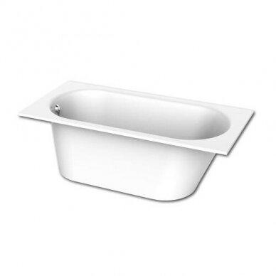 Akmens masė vonia PAA Vario M 150-160x75 cm 5