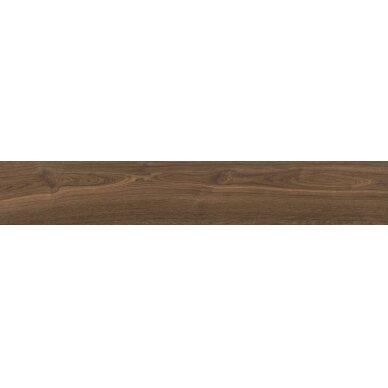 Akmens masės plytelės Kaira Brown 25x150