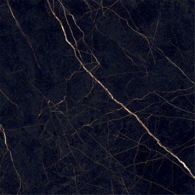 Akmens masės plytelės Noir Laurent