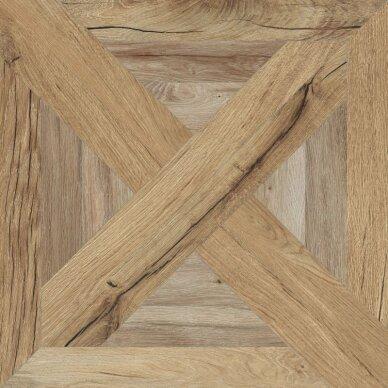 Akmens masės plytelės Nordik Wood Palace 60x60