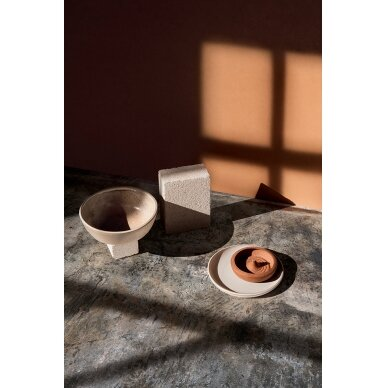 Akmens masės plytelės Urban craft Charcoal 5