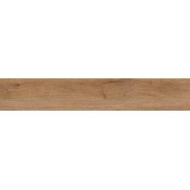 Akmens masės plytelės WHISTLER BROWN 24x151
