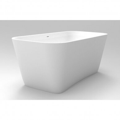 Akmens masės vonia Balteco Como 169 x 75 cm 2