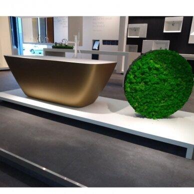 Akmens masės vonia Balteco Como 169 x 75 cm 3