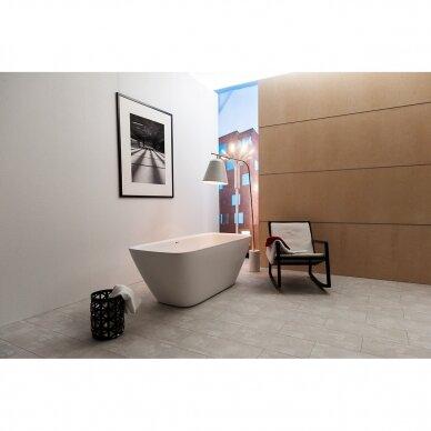 Akmens masės vonia Balteco Dune 174 cm 4